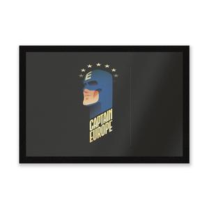 Captain Europe Entrance Mat