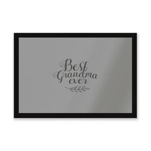 Best Grandma Ever Entrance Mat