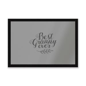 Best Granny Ever Entrance Mat