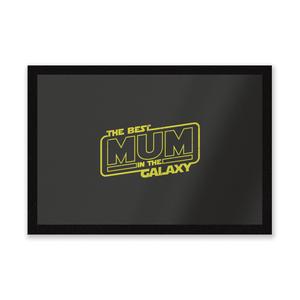 Best Mum In The Galaxy Entrance Mat
