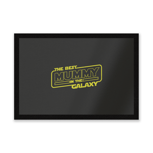 Best Mummy In The Galaxy Entrance Mat