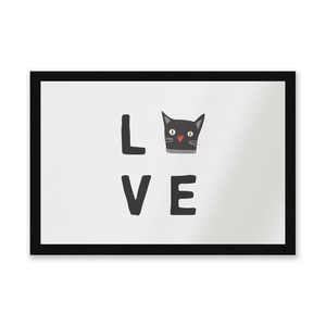 Cat Love Entrance Mat