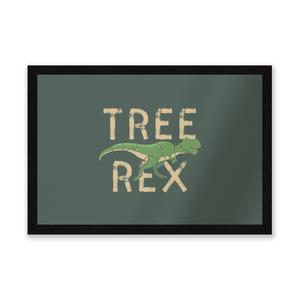 Tree Rex Entrance Mat