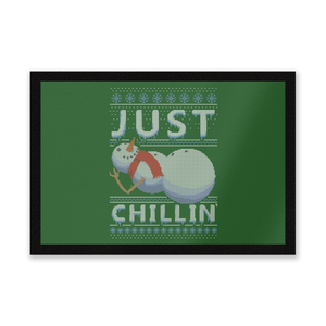 Just Chillin Entrance Mat