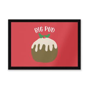 Big Pud Entrance Mat