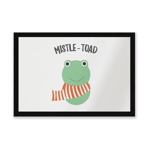 Mistle-Toad Entrance Mat