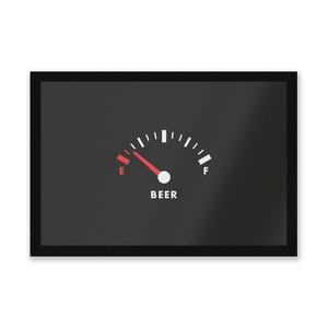 Beer Fuel Entrance Mat