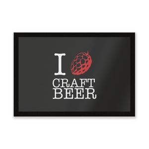I Hop Craft Beer Entrance Mat