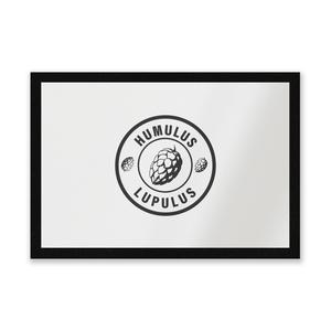 Humulus Lupulus Entrance Mat
