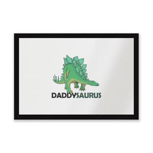 Daddysaurus Entrance Mat