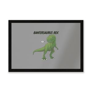 Bantersaurus Rex Entrance Mat