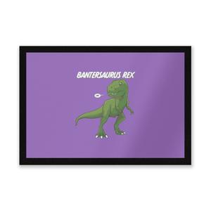 Bantersaurus Entrance Mat