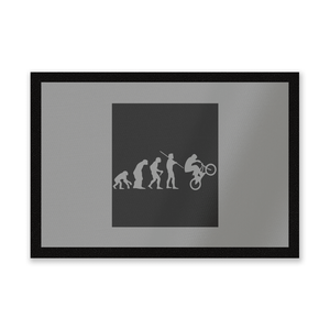 Evolution Of BMX Entrance Mat