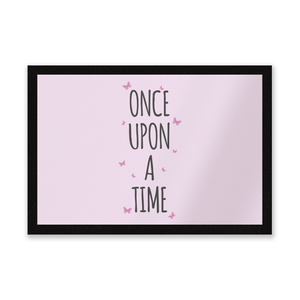 Once Upon A Time Entrance Mat