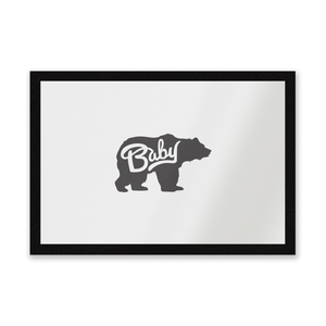 Baby Bear Entrance Mat