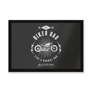 Biker Dad Entrance Mat