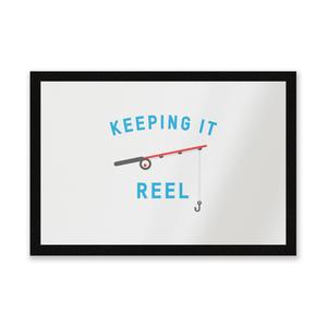 Keeping It Reel Entrance Mat