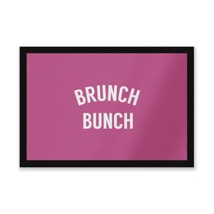 Brunch Bunch Entrance Mat