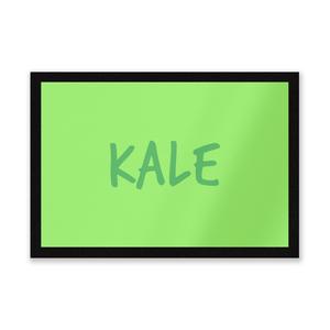 Kale Entrance Mat