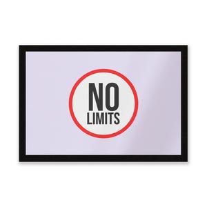 No Limits Entrance Mat