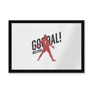Goal Machine Entrance Mat