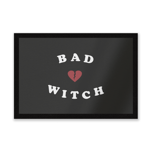 Bad Witch Entrance Mat