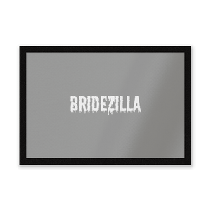 Bridezilla Entrance Mat