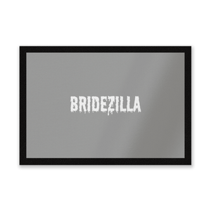 Bridezilla Entrance Mat