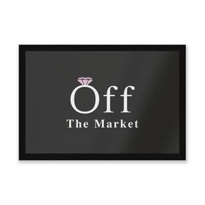 Off The Market Entrance Mat