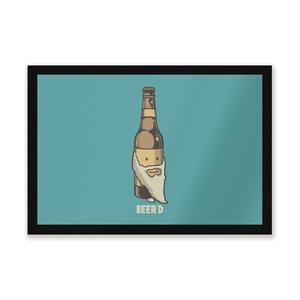 Beer'd Entrance Mat
