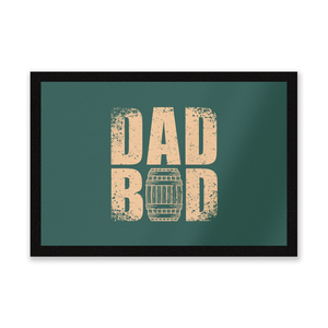Dad Bod Entrance Mat