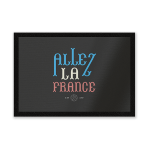 Allez La France Entrance Mat