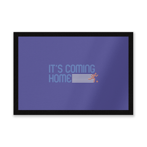 Its Coming Home Sprint Entrance Mat