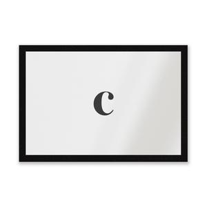 C Entrance Mat
