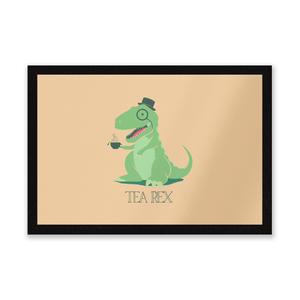 Tea Rex Entrance Mat