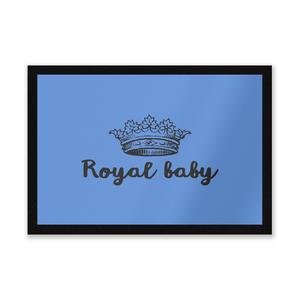 Royal Baby Entrance Mat