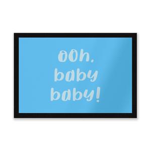 Ooh Baby Baby Entrance Mat