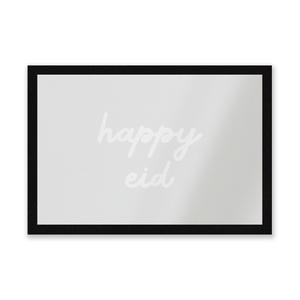 Happy Eid Entrance Mat