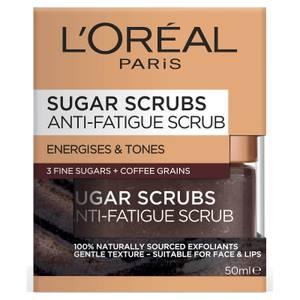 L'Oréal Paris Sugar Scrubs Anti-Fatigue Scrub 50ml