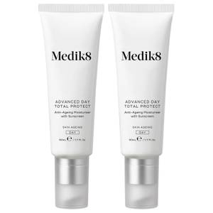 Medik8 Advanced Day Total Protect 50ml Duo (Worth $238.00)