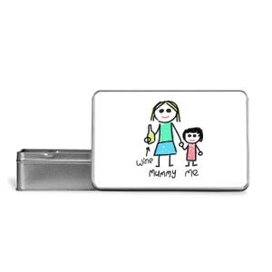 Mummy & Me Metal Storage Tin
