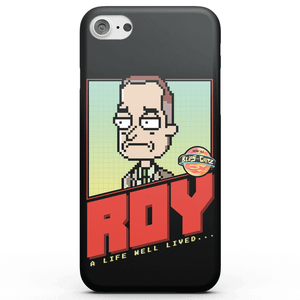 Coque Smartphone Roy - A Life Well Lived - Rick et Morty pour iPhone et Android