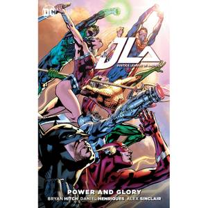 DC Comics: Justice League of America - Power & Glory Graphic Novel (Hardback)