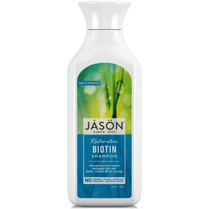 JASON Hair Care Biotin and Hyaluronic Acid Shampoo 473ml