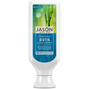 JASON Hair Care Biotin and Hyaluronic Acid Conditioner 454g