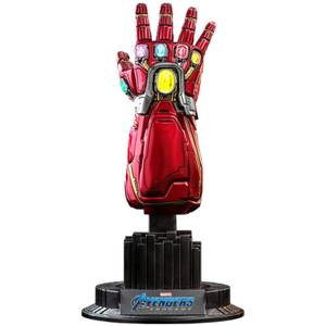 Hot Toys Avengers: Endgame Replica 1/4 Nano Gauntlet Movie Promo Edition 19 cm