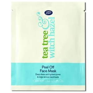 Boots Tea Tree and Witch Hazel Peel Off Mask
