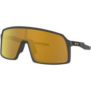 Oakley Sutro Sunglasses - Matte Carbon/Prizm 24K