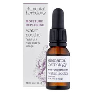 Elemental Herbology Water Soothe Facial Oil 15ml