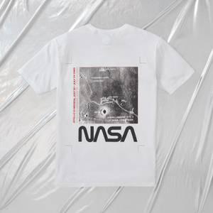 NASA Apollo 11 Landing Zone Unisex T-Shirt - White